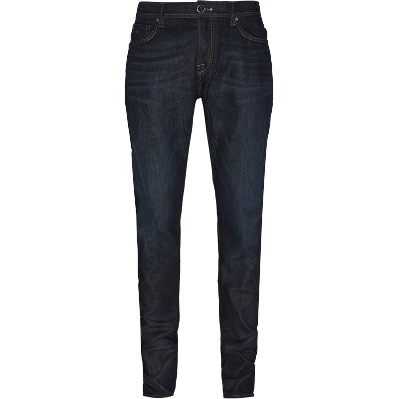 Image of   SARTORIA TRAMAROSSA Regular fit D397 LEONARDO HERITAGE Jeans Dark Denim